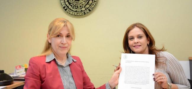 Fernanda Rivera presenta iniciativa para apoyar a las madres jefas de familia